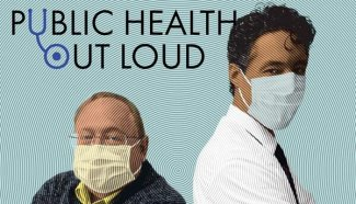 Public Health Out Loud promo graphic